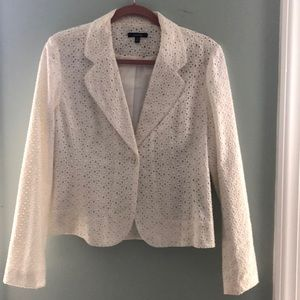 White Rafaela jacket